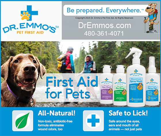 Dr Emmos Dog First Aid Products