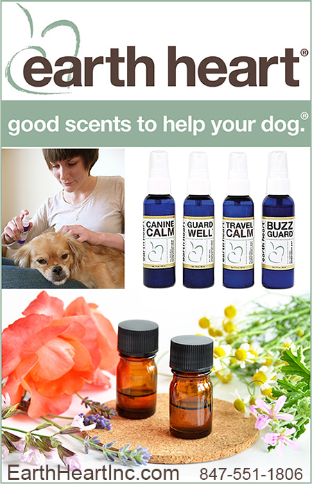 earth heart aromatherapy for dogs