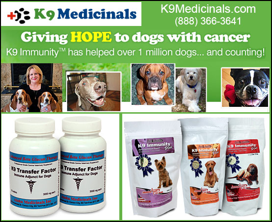 K9 Medicinals Immunity Supplements for Dogs