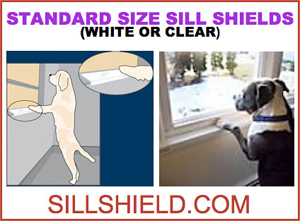 Sikk Shields and Door Shields