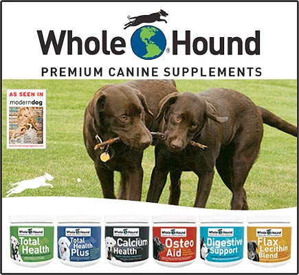 Whole Hound Premium Canine Supplements