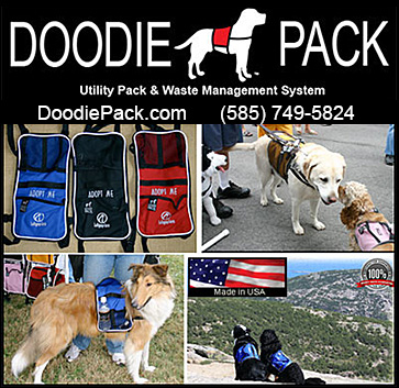 Doodie Pack Dog Waste Management