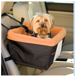 Car Travel Seat for Dogs