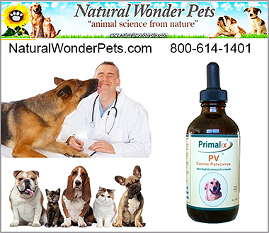 Matural Wonder Pets Parvo Supplement for Dogs