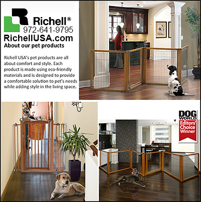 Richell Pet Products